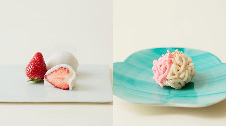 菓匠 花桔梗