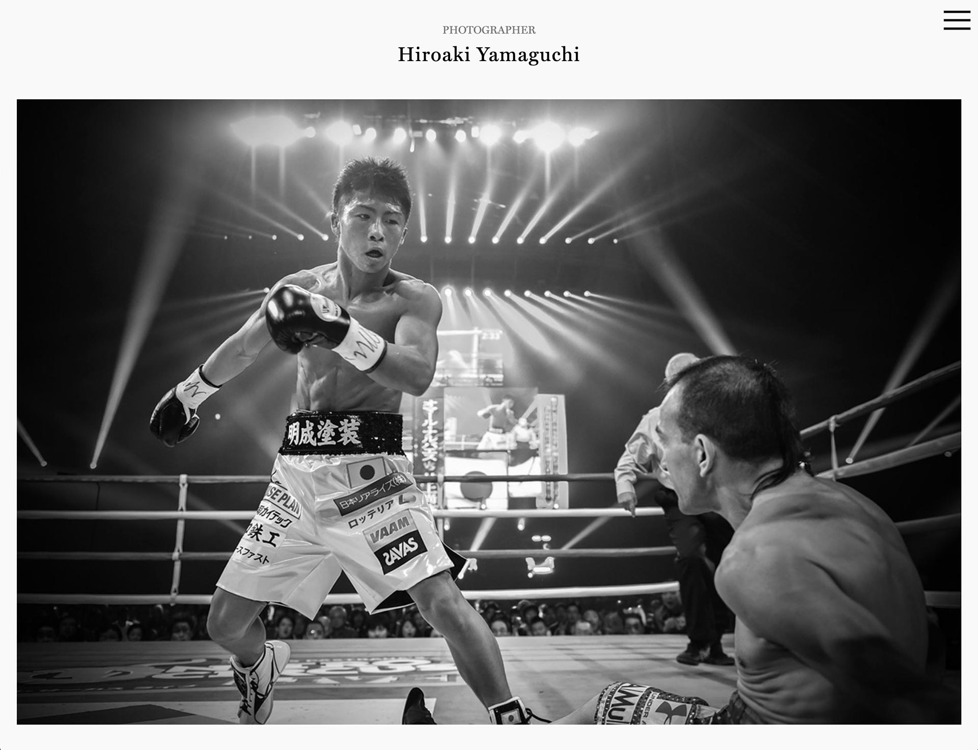 Hiroaki Yamaguchi - PHOTOGRAPHER