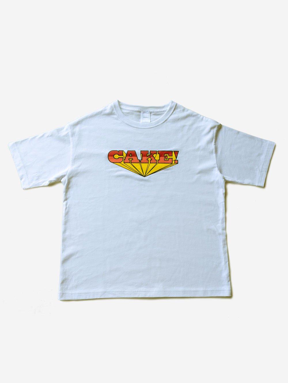 T-Shirt「CAKE!」
