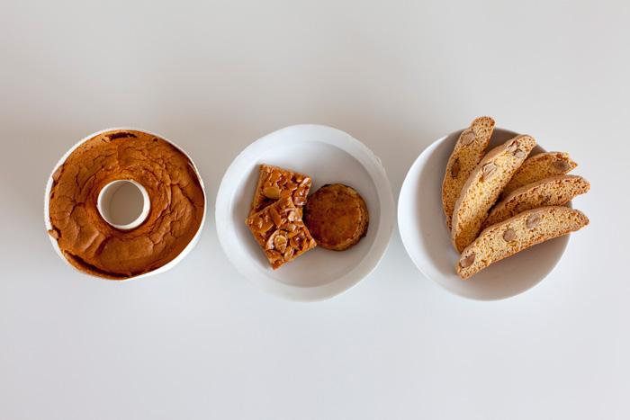 ご予約終了/7月の毎月おやつ便「グレープフルーツのシフォンケーキ」ほか