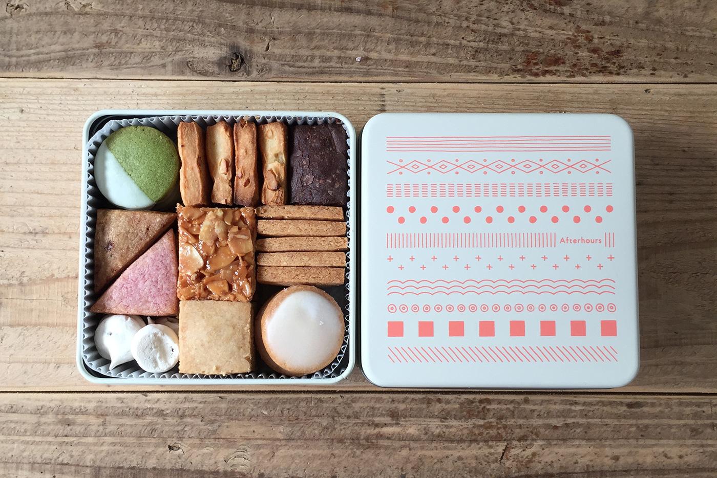 焼き菓子10種の詰合せ「クッキー缶」新発売