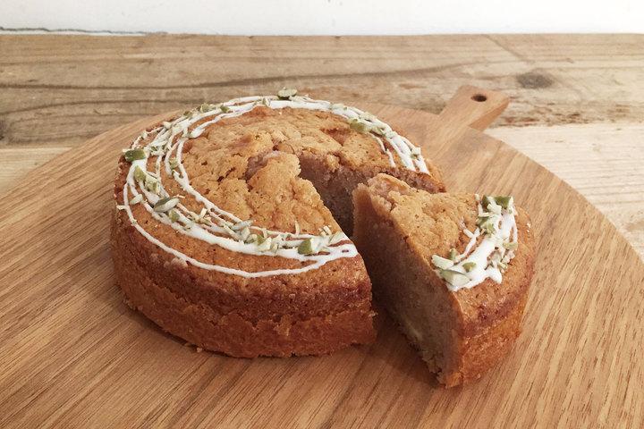 ホワイトデー「いちごとホワイトチョコのケーキ」発売