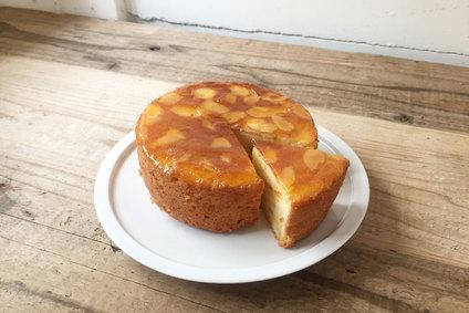 母の日にどうぞ「オレンジとアーモンドのケーキ」ご予約受付中