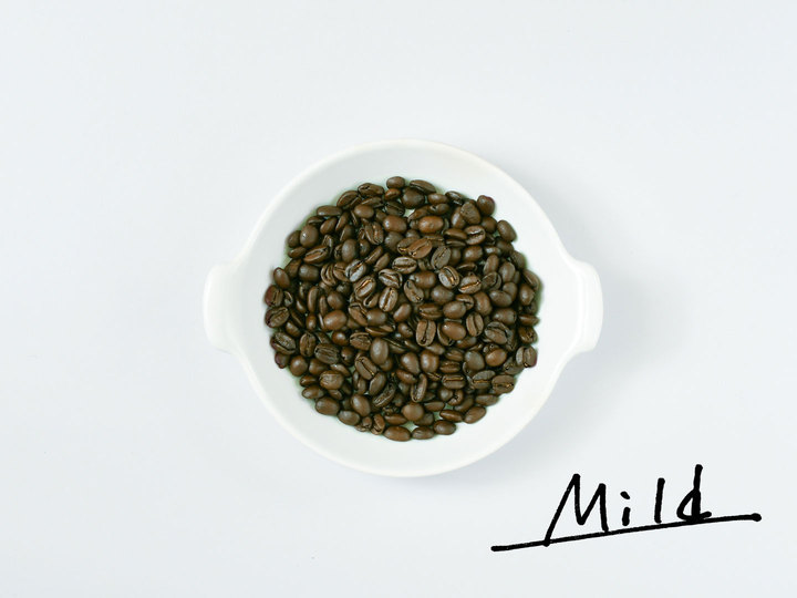 新発売「マイルドブレンド」コーヒー豆