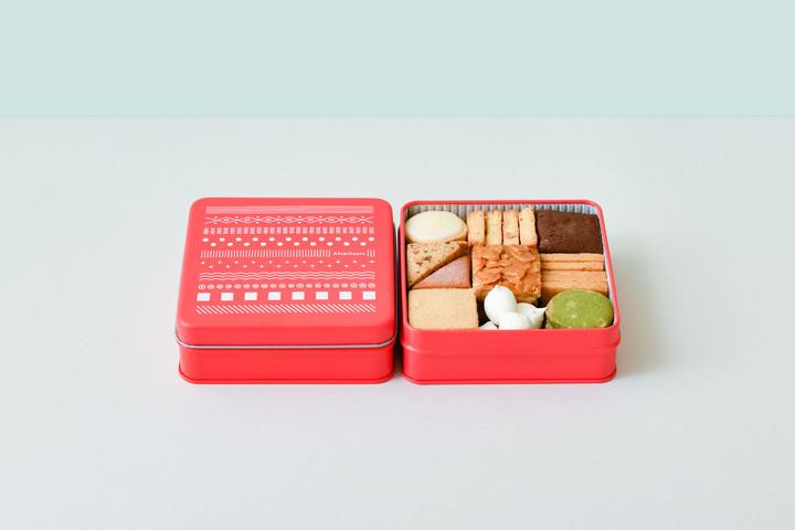 クッキー缶「冬缶」11/5 15時から発売