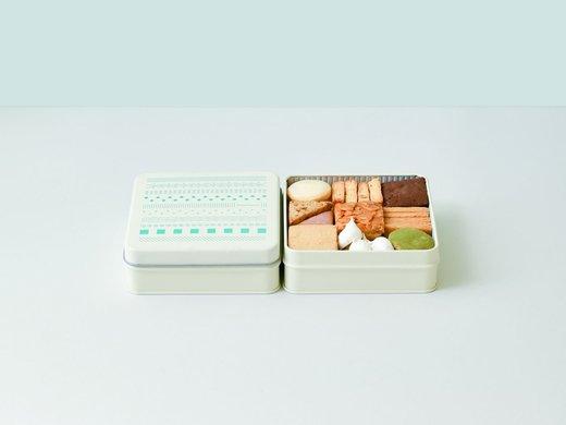 1/25 21時から販売「定番クッキーBOX 」「クッキー缶」