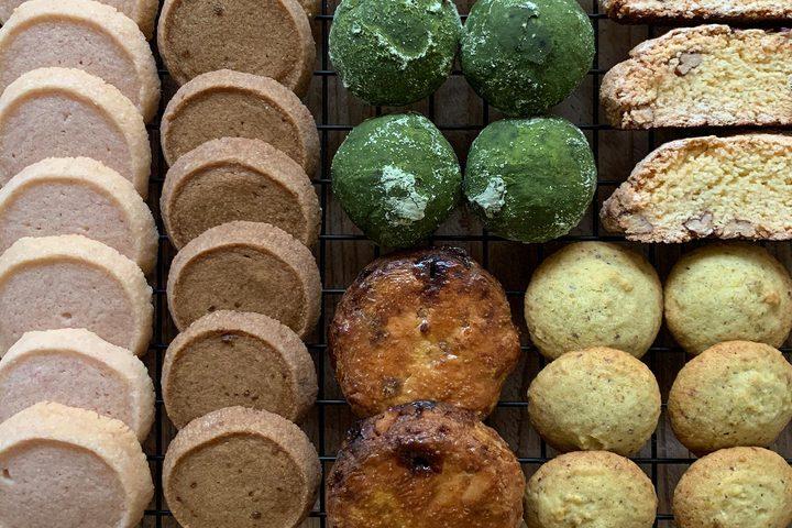 1/18 21時から販売「定番クッキーBOX 」「クッキー缶」