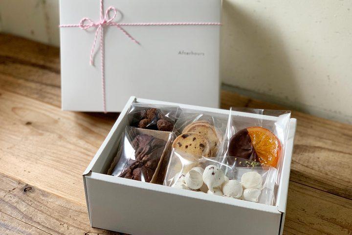 2/5 21時から販売「バレンタインセット」「クッキー缶」