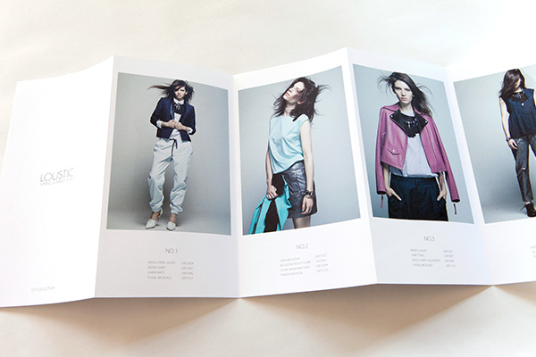 LOUSTIC SPRING SUMMER 2014展示会 プチケーキ