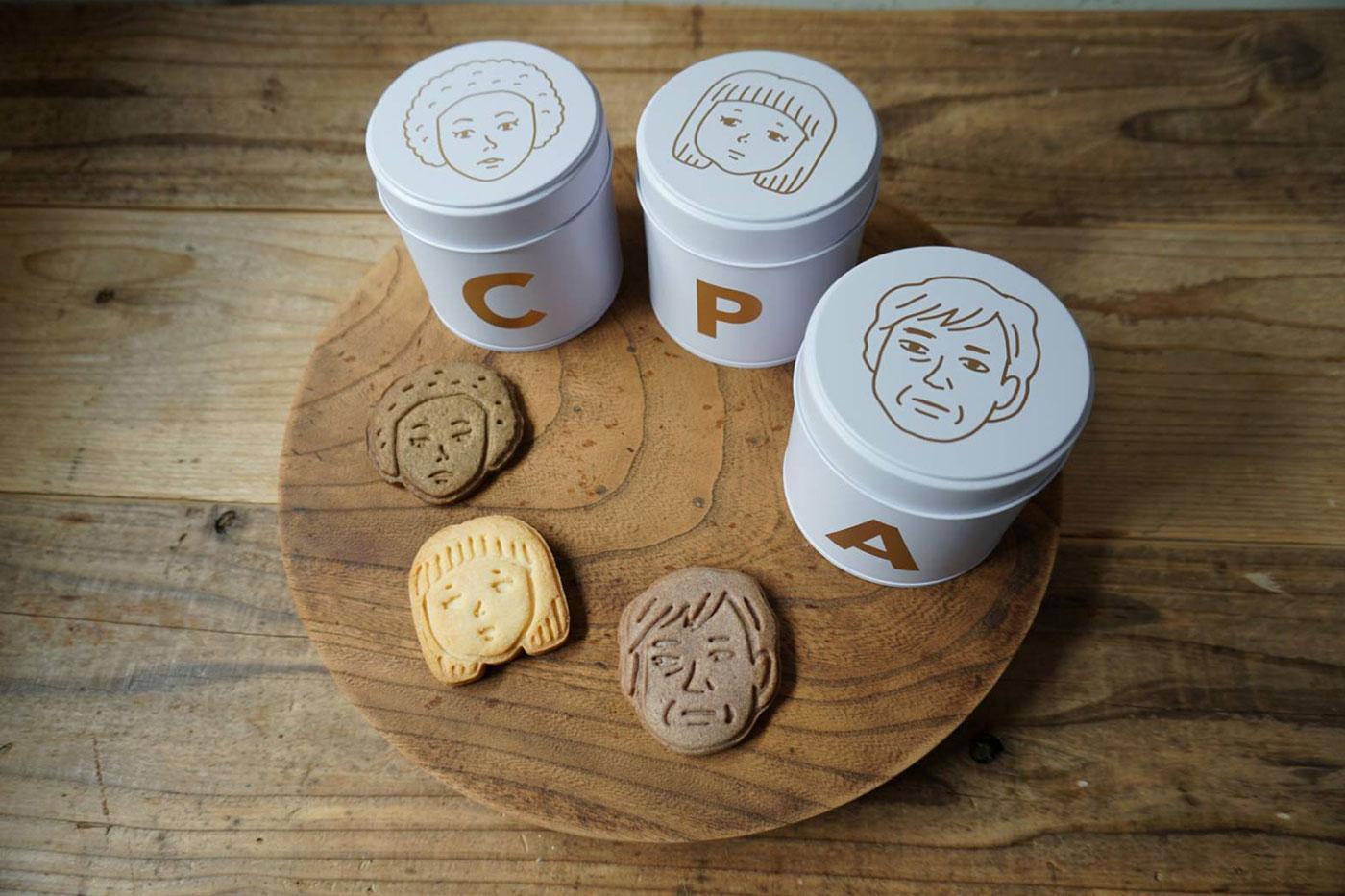 新作クッキー缶、店頭で先行発売