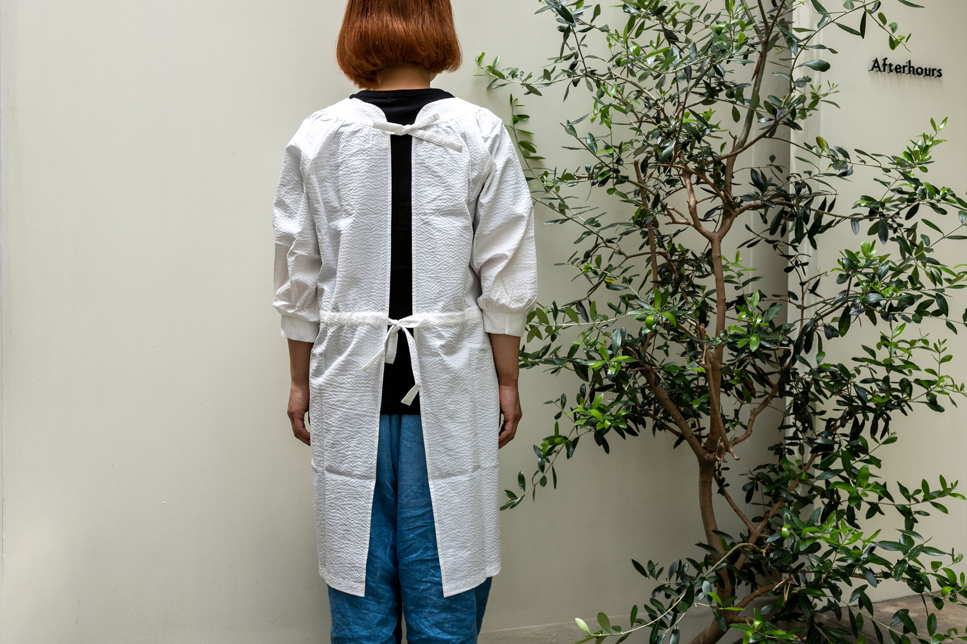 Afterhoursの製菓服