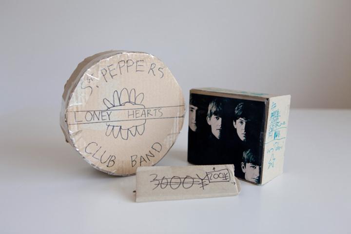 The Beatles 緑盤