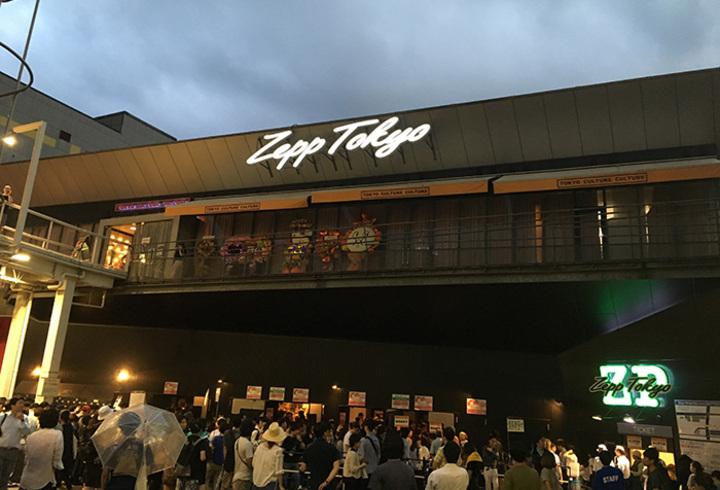 FISHMANS TOUR 「LONG SEASON 2016」@ Zepp Tokyo