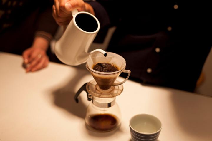 コーヒー教室@神保町スキマイチ