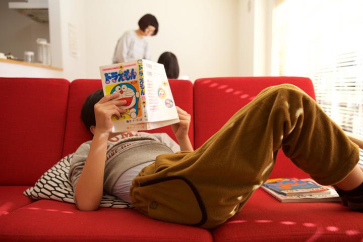 ドラえもんを読むのび太のように