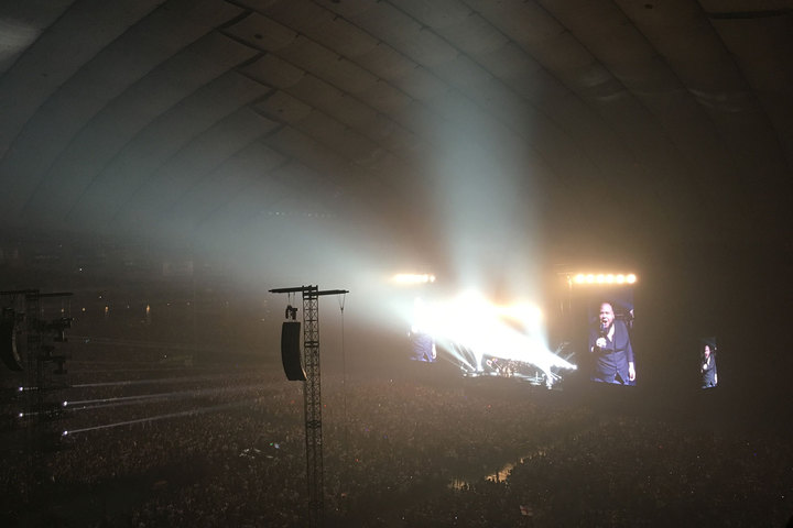PAUL McCARTNEY ONE ON ONE JAPAN TOUR 2017 @ TOKYO DOME