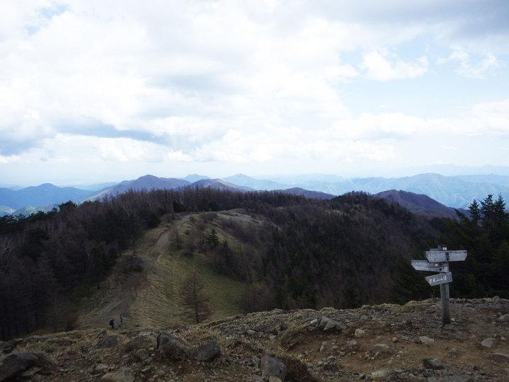 雲取山(鴨沢ピストン/リベンジ)