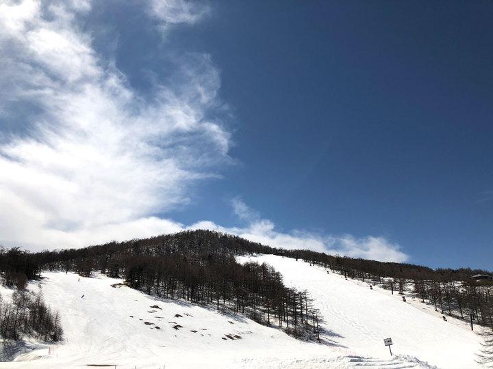 スキー2回目@あさま2000