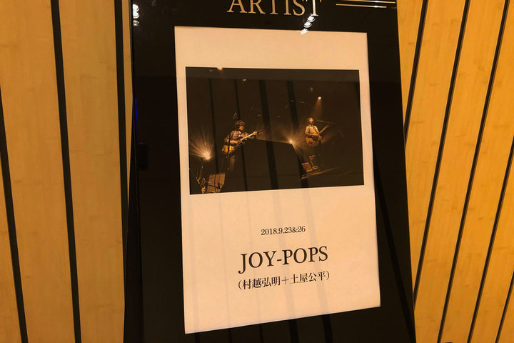 JOY-POPS @ Billboard Live TOKYO