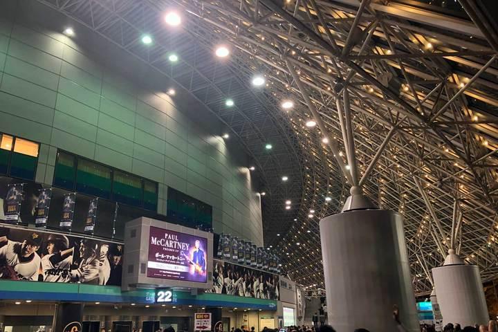 PAUL McCARTNEY FRESHEN UP JAPAN TOUR 2017 @ TOKYO DOME
