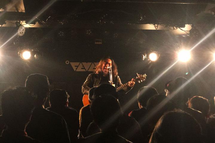 SAKA-SAMAレコ発ツアー東京編 @ FEVER