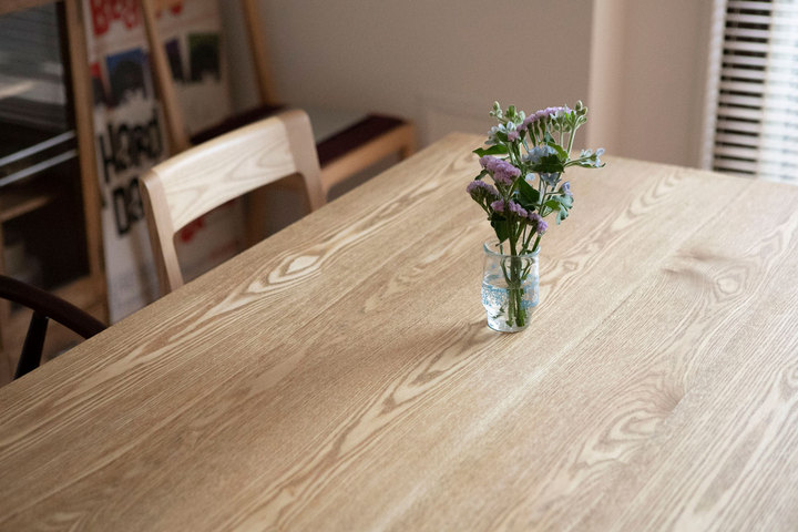 テーブルのメンテナンス