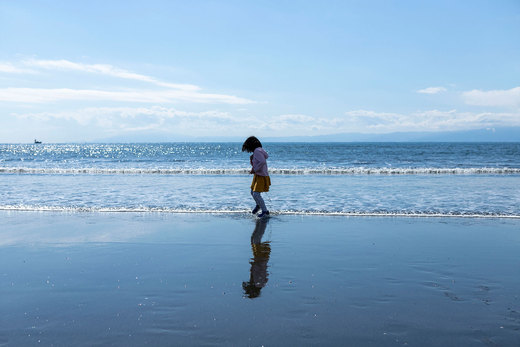 10年ぶり江ノ島