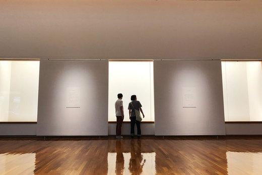 「作品のない展示室」@ 世田谷美術館