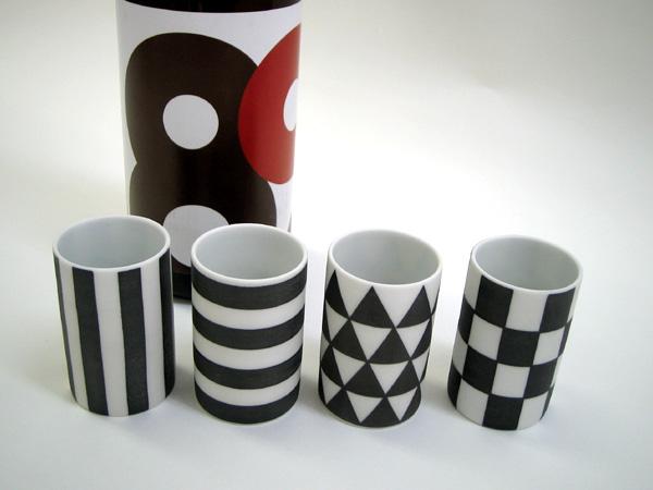 森正洋さんのカップとコンスタンチン・グルチッチさんのsake8
