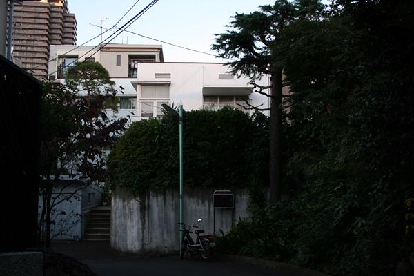 土浦亀城邸