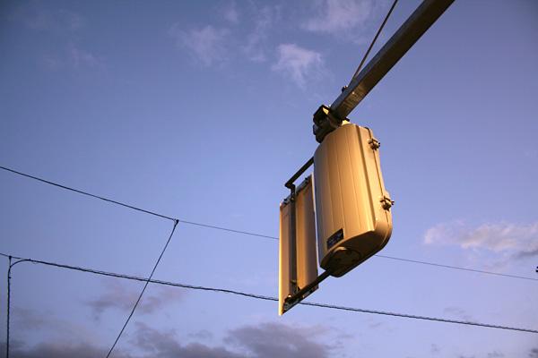 薄型LED信号機