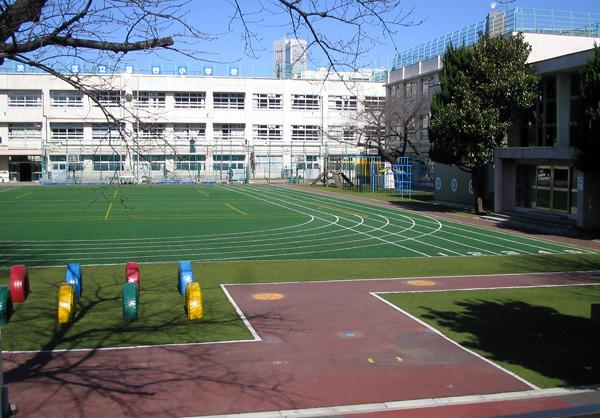 渋谷区立富ケ谷小学校