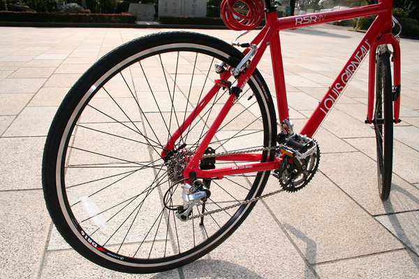 LouisGarneau LGS-RSR-4 LG RED