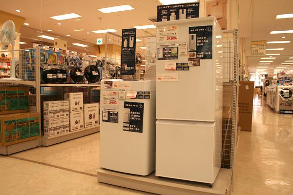 ハイアールの冷蔵庫