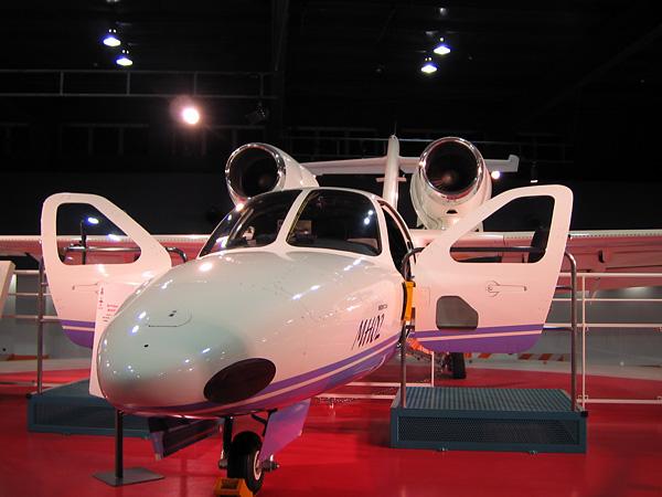 Honda Jet MH02型