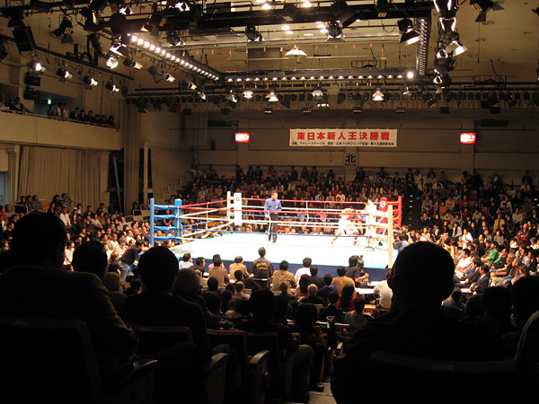 東日本新人王決定戦