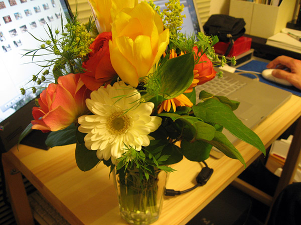 flowers for Afterhours
