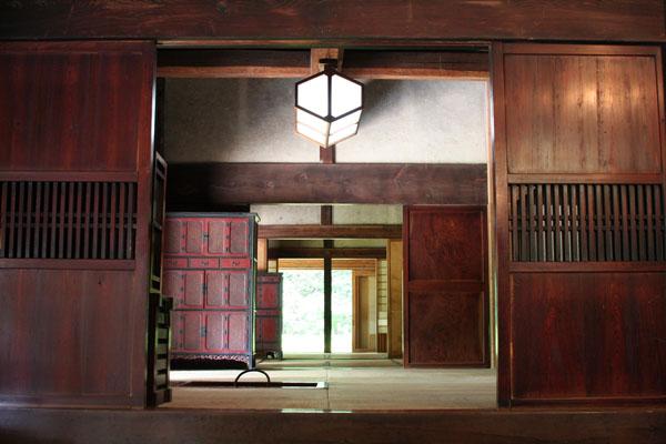 濱田庄司邸