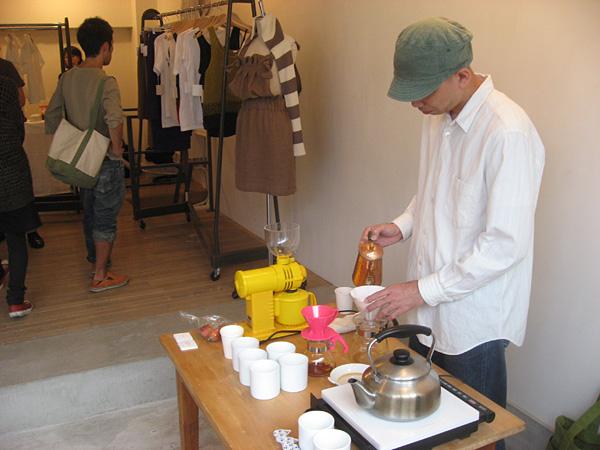 YUKI 2009 spring/summer exhibition @ limart annex