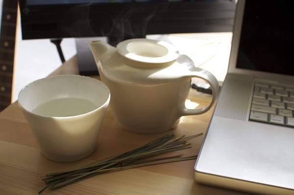 ヨーガンレールのレモングラス茶