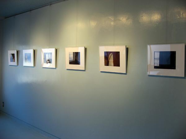 秋田道夫写真展 「空気のてざわり」