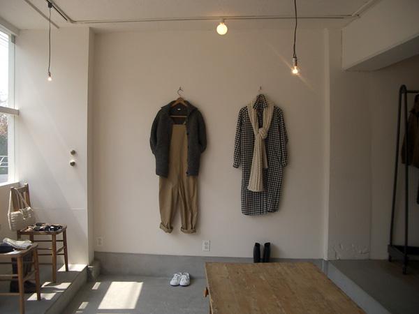 YUKI 2009 autumn/winter exhibition