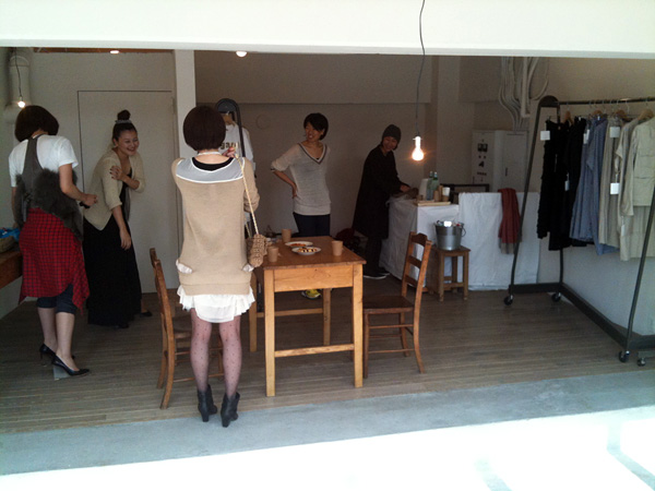 YUKI _2010 spring / summer exibition