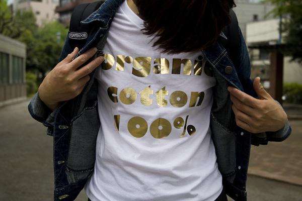 Organic Cotton 100%