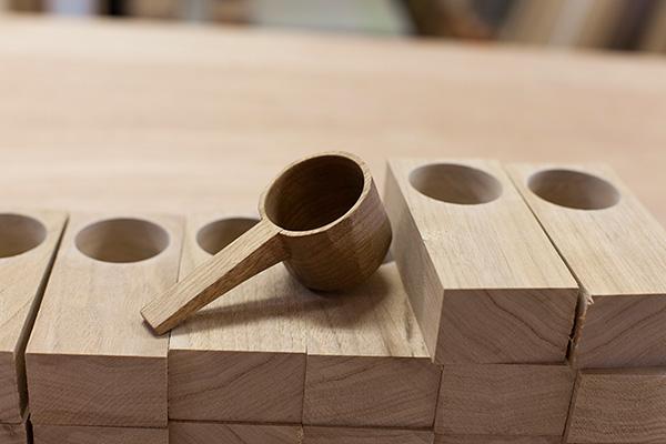 コーヒー計量スプーンを作ろうワークショップ