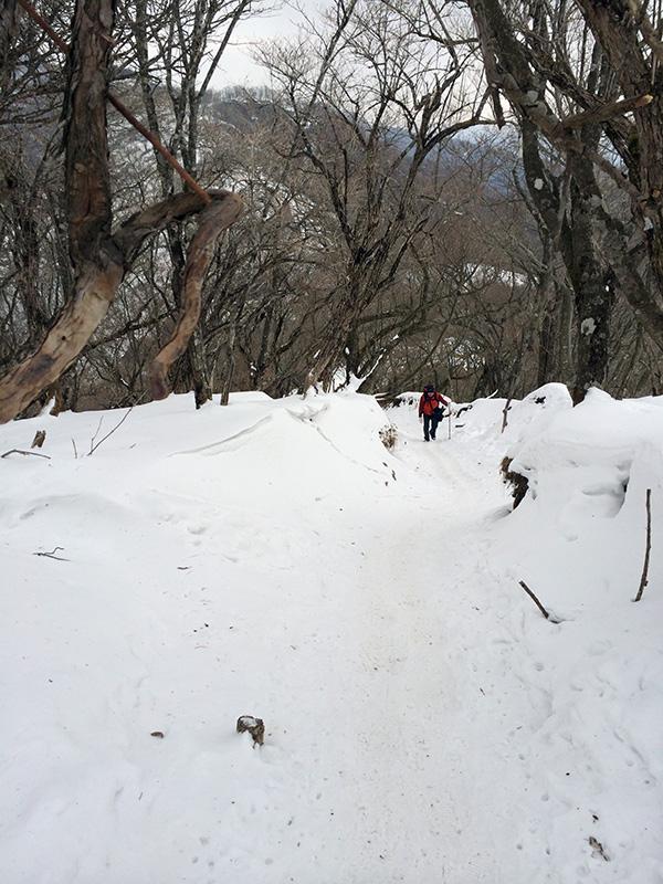 塔ノ岳〜丹沢山