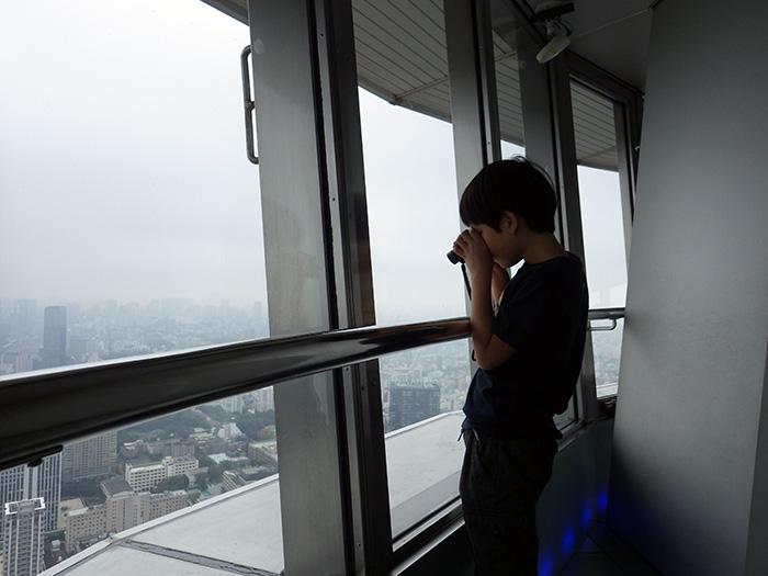東京タワー 特別展望台