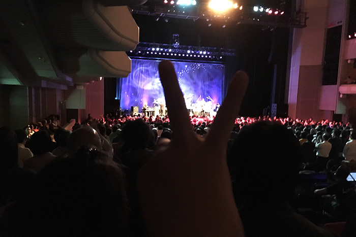 RINGO STARR And His All Starr Band @オーチャードホール