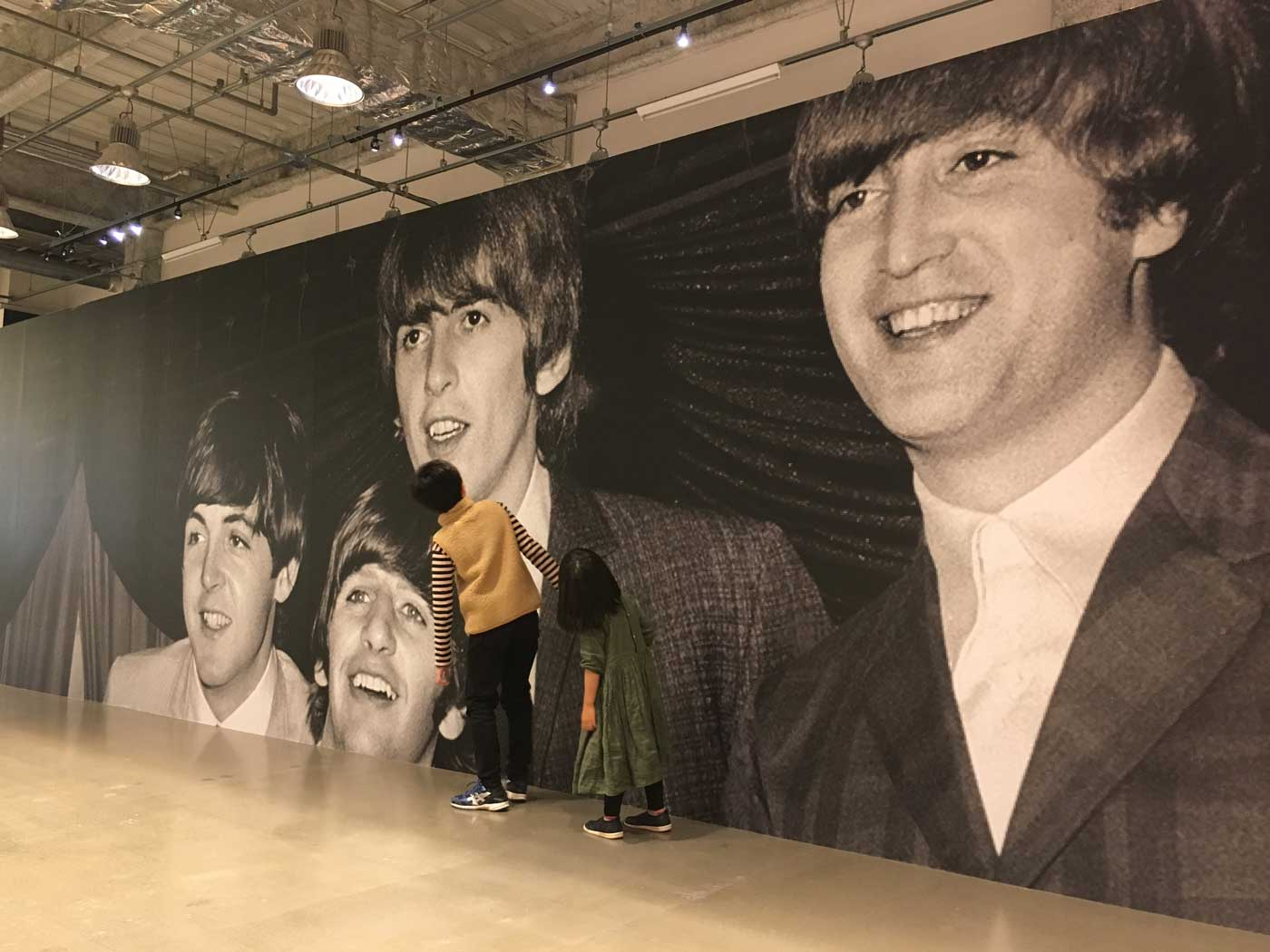 ビートルズ展「Ladies and Gentlemen...The Beatles!」
