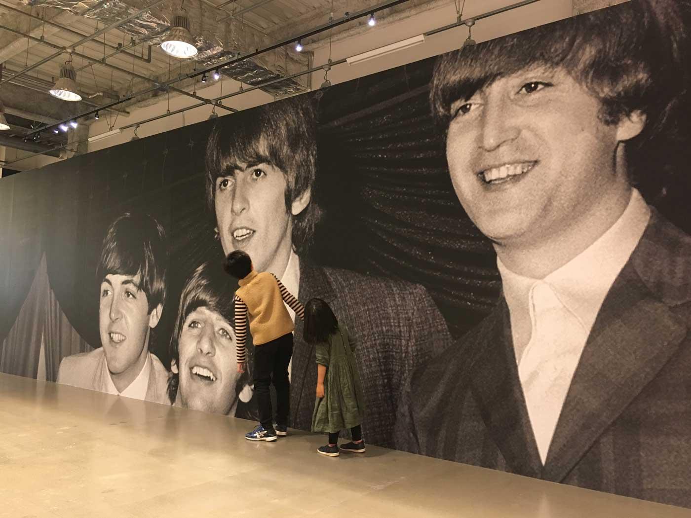 ビートルズ展「Ladies and Gentlemen...The Beatles!」